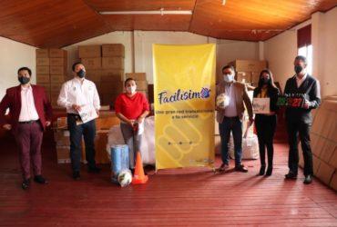 1.406 estudiantes fueron impactados por Facilísimo, en el municipio de Santa Isabel, Tolima.