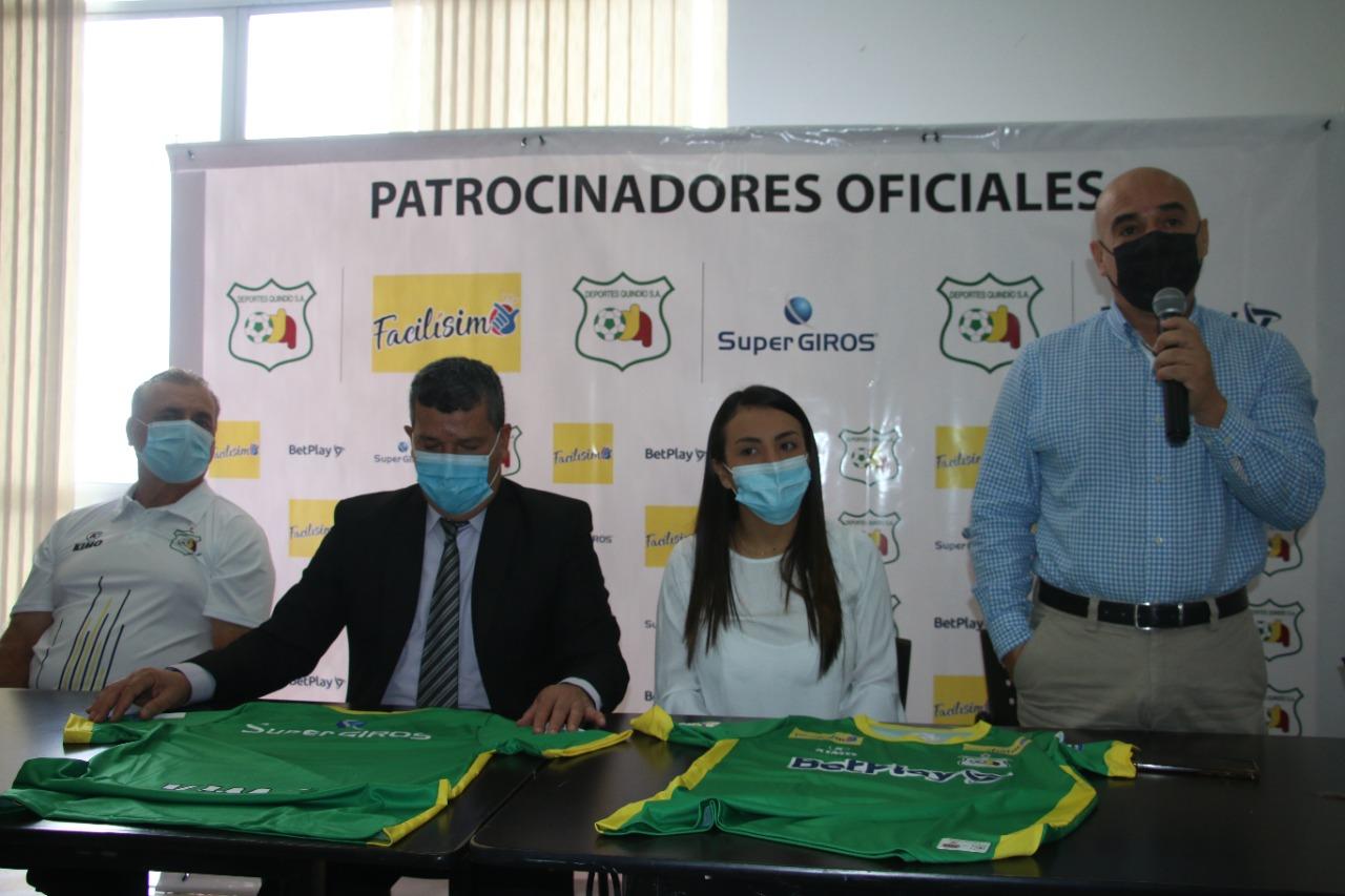 Facilísimo presente en el Fútbol profesional Colombiano